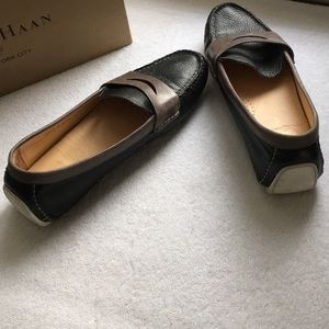 Cole Haan Air Saddle Driver Loafer 36B